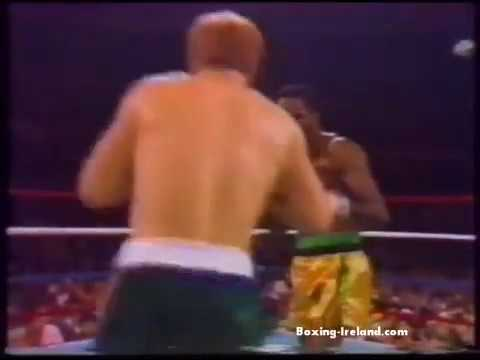 Sean Mannion - A forgotten Irish boxing hero