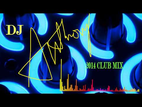 DJ AU electro Asia Club mix -2014 Club