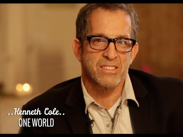 ONE WORLD: KENNETH COLE & DEEPAK CHOPRA