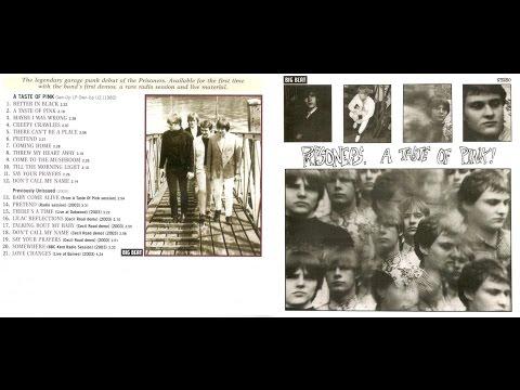 The Prisoners -- A Taste Of Pink [full album / unissued bonus tracks]