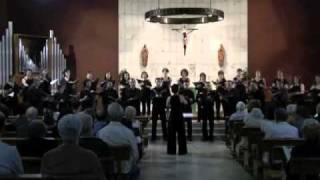 Hodie Christus natus est, Giovanni Gabrieli - Cor Ariadna de l