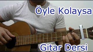 Gitar Dersi - Öyle Kolaysa (Mabel Matiz) Video