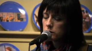 "Louise Mosrie performing ""Leave Your Gun"" at WDVX"