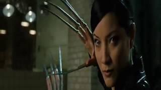 Хью Джекман в роли  росомахи 2 часть