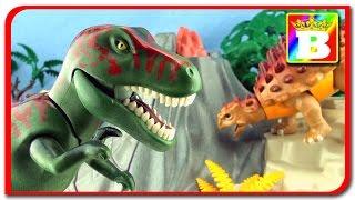 Cum au aparut dinozaurii? Poveste pentru copii  Bogdan`s Show