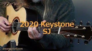 Brand New Keystone SJ, Brazilian Rosewood & German Spruce