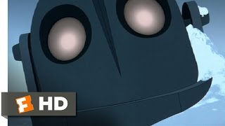 The Iron Giant (10/10) Movie CLIP - Resurrection (1999) HD