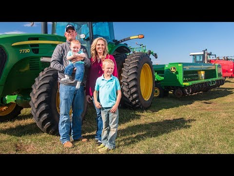OKFB 2018 YF&R Achievement Award - The Cook Family