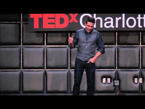 Life Lessons from the Minors | Brandon Cullen | TEDxCharlotte