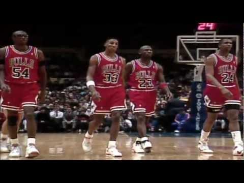Chicago Bulls 1991 NBA Championship Part 1