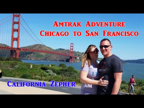Thumbnail: Amtrak Adventure from Chicago to San Francisco on The California Zephyr