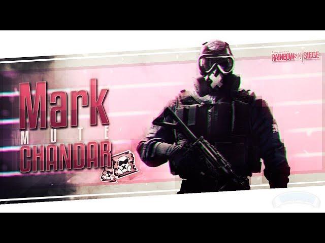 Conheça a História Completa do Mark Chandar (MUTE)!! - Maratona Rainbow Six: Operation History