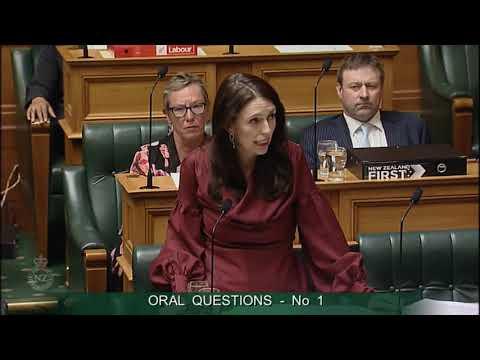 Question 1 - Hon Simon Bridges to the Prime Minister