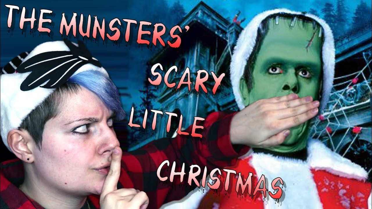 Dice Reviews - The Munsters' Scary Little Christmas - YouTube