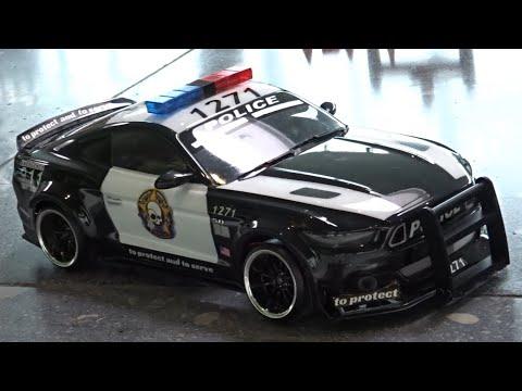 RC Drift Cars Rennen 2019 Modellbaumesse | Messe Modell und Technik Stuttgart 2019