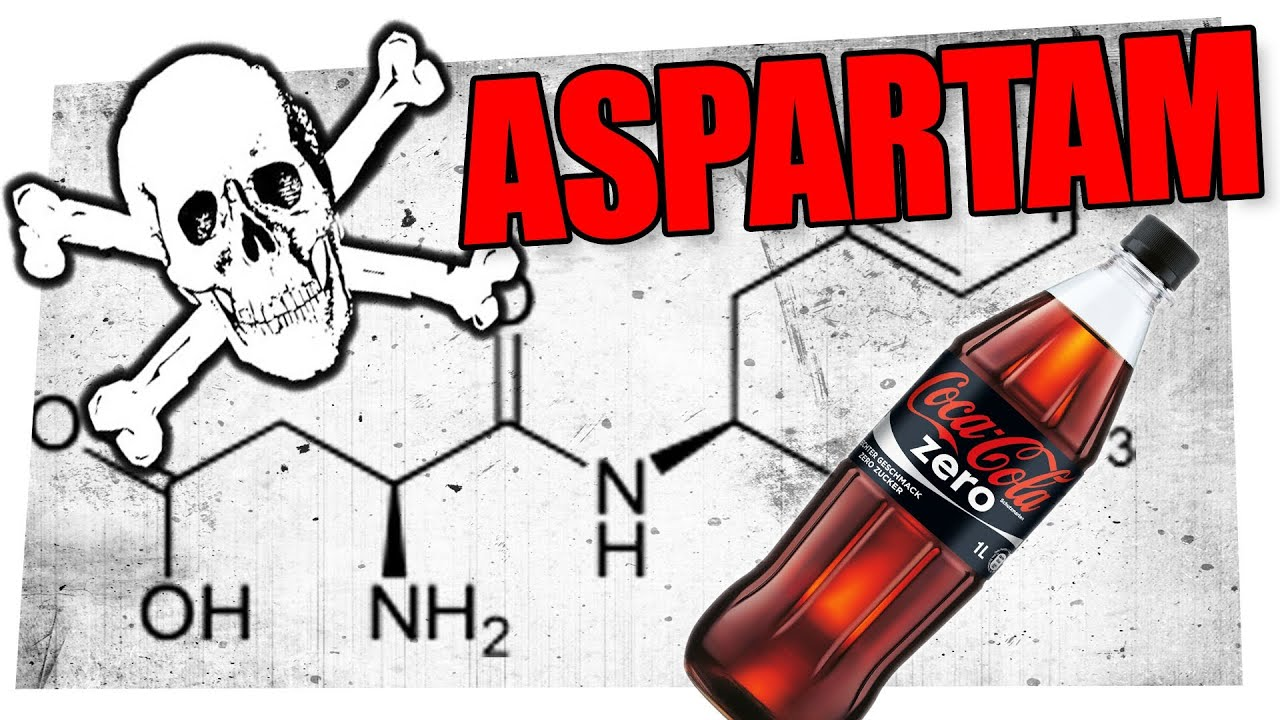 coca cola zero aspartam