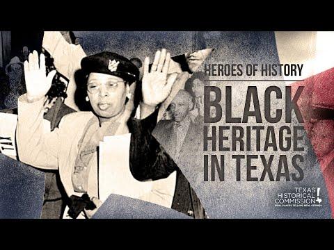 Heroes of History: Black Heritage in Texas