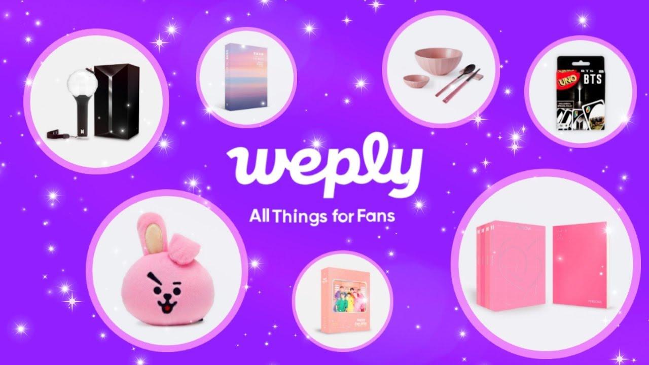 Weply Bts
