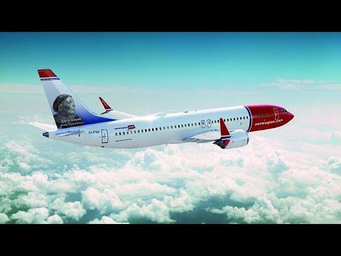 Norwegian Air suspends flights between Ireland and North America