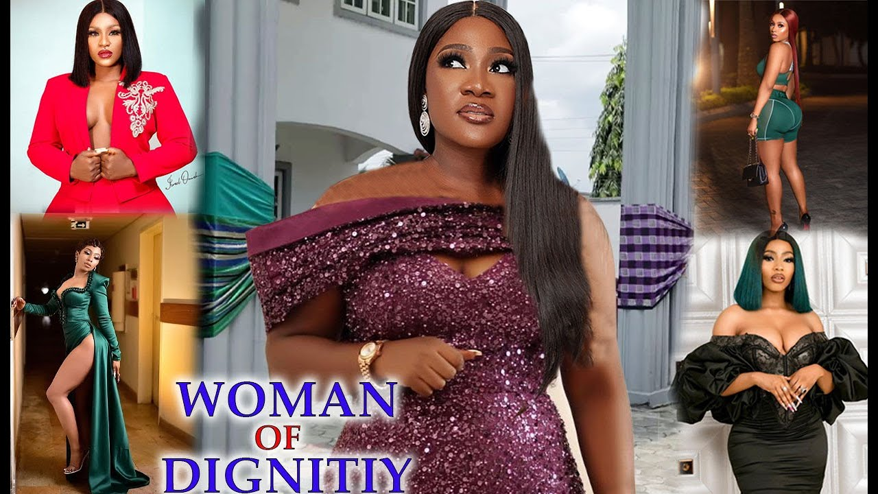 Download WOMAN OF DIGNITY COMPLETE SEASON 1&2 - MERCY JOHNSON 2021 LATEST NIGERIAN NOLLYWOOD MOVIE