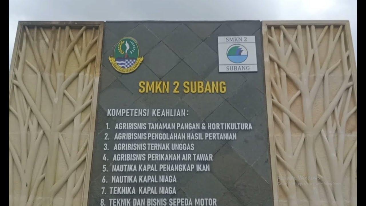Profil SMK Negeri 2 Subang