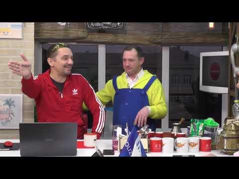 Поздний завтрак #31 на Bambarbia.TV! Гость: Альберт Ованесов, Музенидис Трэвел Украина.
