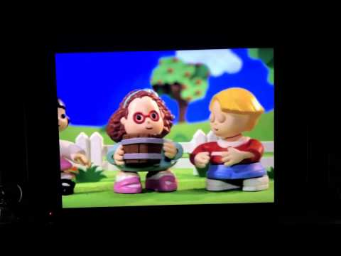 Opening to Fisher-Price Little People Disc 3 - Discovering the ABCs DVD (2008) (Canadian Copy)