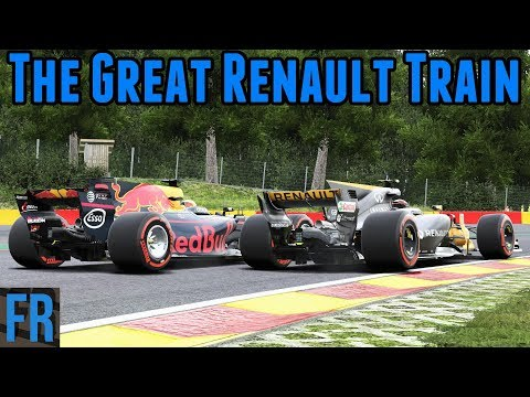 The Great Renault Train - F1 2017 Career #12
