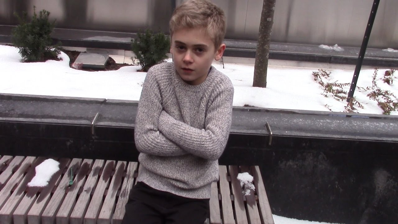 Would You Help A Freezing Child Left In The Cold?