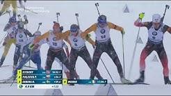 "Biathlon - "" Verfolgung Damen "" - Ruhpolding 2020 / "" Pursuit Women """