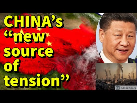China fury: Biden threatens 'fresh arms race' amid Beijing's 'new source of US tensions'.