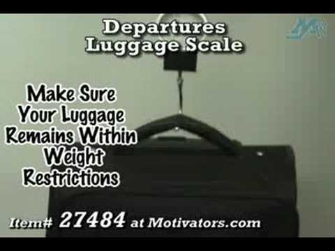 Promotional Luggage Scale