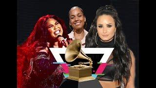 GRAMMY AWARDS DISH: Demi's triumphant return! New blood! Who will win!
