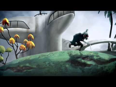 Gorillaz Rhineste Eyes Extended Clip
