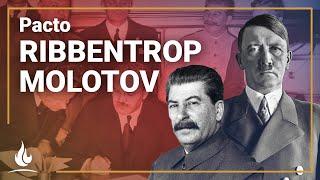 El Pacto Ribbentrop-Mólotov