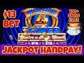 😱 Jackpot Handpay 😱 Epic Wonder 4 Tower Line Hit! 100+ Spins On Return Planet Moolah Casino Pokies