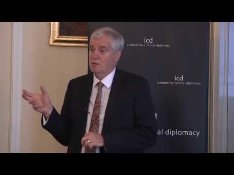 Martin Davidson, CEO and Chair of the British Council