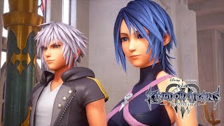 KINGDOM HEARTS 3 RE MIND DLC - LIMITCUT Episode Intro