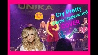 Cry Pretty | Carrie Underwood COVER