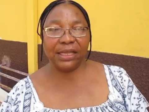 AFRECON 2014: Marie Mbayabunianga (Français)