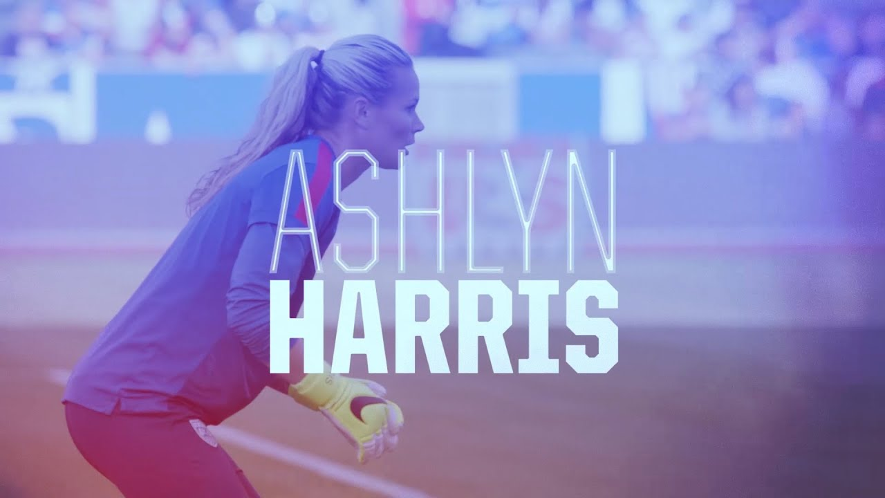 Ashlyn harris 2015 uswnt roster video card youtube publicscrutiny Image collections