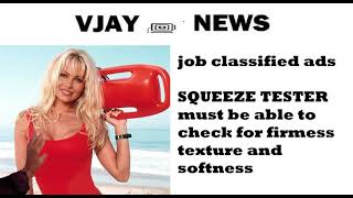 SQUEEZE TESTER WANTED