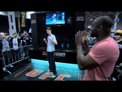 UFC® Personal Trainer E3 Interview mit Josh Koscheck engl