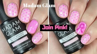 Madam Glam Join Pink Campaign!
