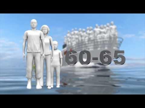 Twenty-two immigrants drown in Aegean Sea capsize