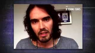 Russell Brand on Corporate Power in Media & Who Is Really Being Served