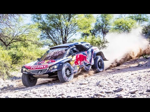 Download Youtube: The close calls of Dakar Rally 2018.