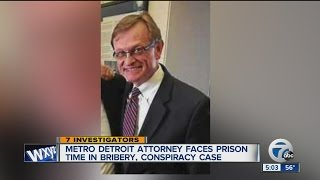 Immigration lawyer pleads guilty to bribery charges