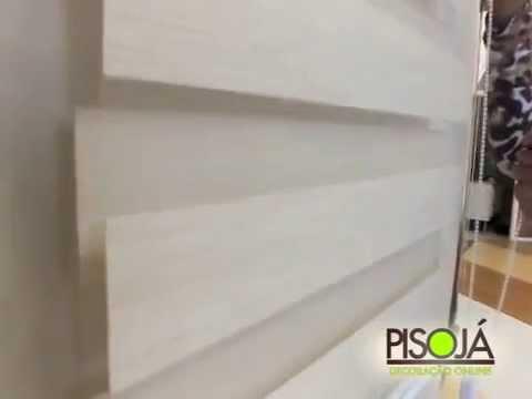 Persiana rolo dupla pisoj decora o online www - Cortinas tipo persiana ...