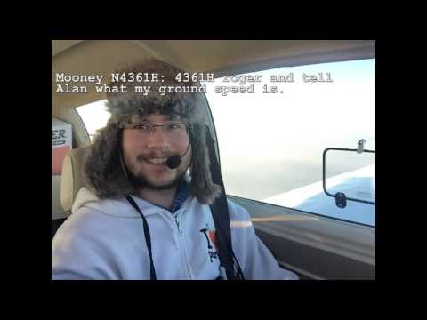 Bonanza Pilot thinks he is faster than a Mooney